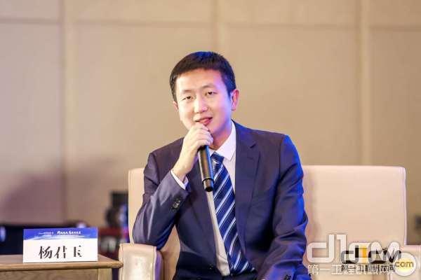 WAM机械网 总经理 杨君玉