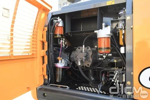 凯斯CX210C液压部件