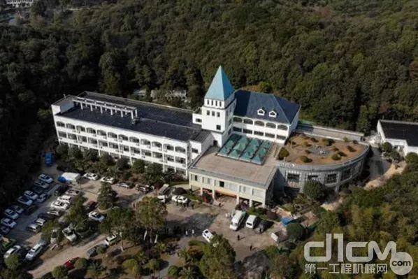"""被称为长沙""""小汤山""""的长沙市第一医院北院"""