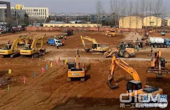 河南郑州建设新冠病毒隔离房