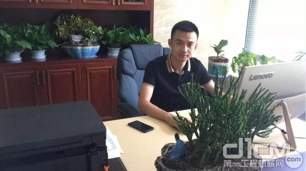 参与到新昌县隔离中心建设的石业文