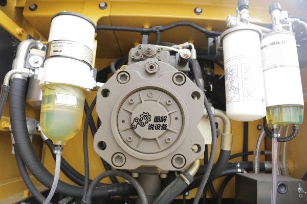 三级燃油过滤,带来极佳的燃油适应性。