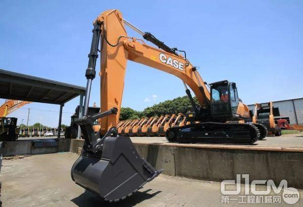 凯斯CX380C挖掘机