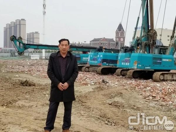 湖北银辉建设工程有限公司总经理许新辉