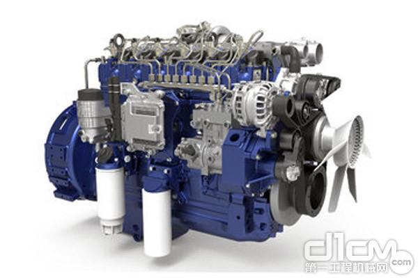 潍柴6.75L WP6.220E50低速大扭矩发动机