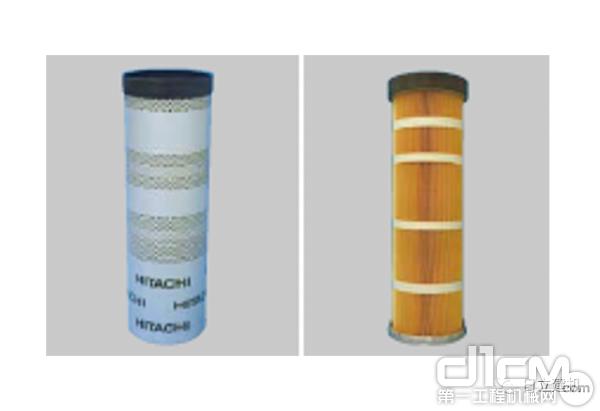 特殊材料制作的4道扎带与良好的结合,使滤纸折叠均匀。能充分接触流过的液体,过滤效率95%以上。