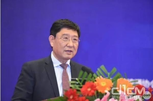 中国物流和采购联合会副会长蔡进