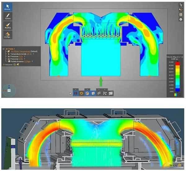 ▲ Marelli Motori工程师基于ANSYS Discovery Live实现最佳设计(来源:ANSYS)