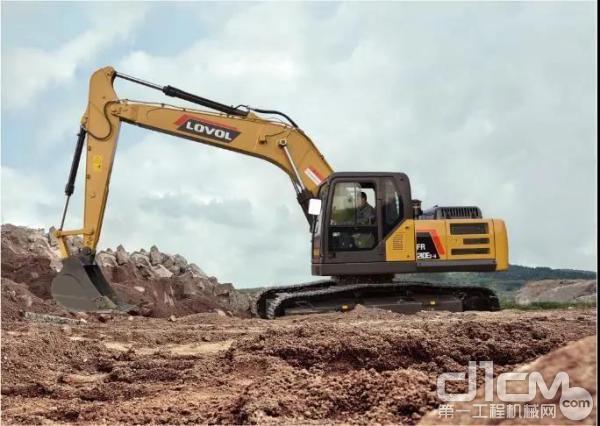 雷沃FR210E2-H挖掘机