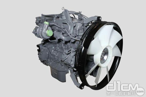 配载额定功率达169kW的康明斯发动机