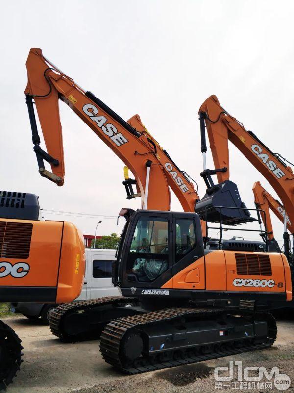 CXC-8系列智能挖掘机