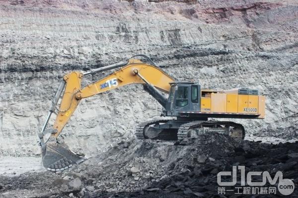 徐工矿用挖掘机