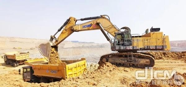 徐工XE1250挖掘机