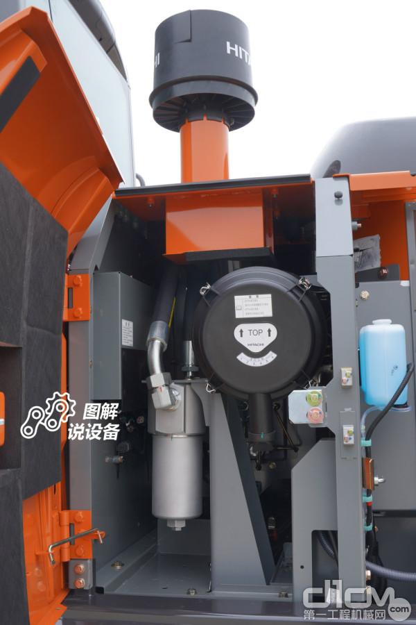 破碎专用的高性能液压油回油滤清器