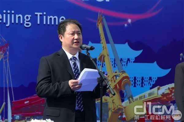 徐州市副市长徐东海