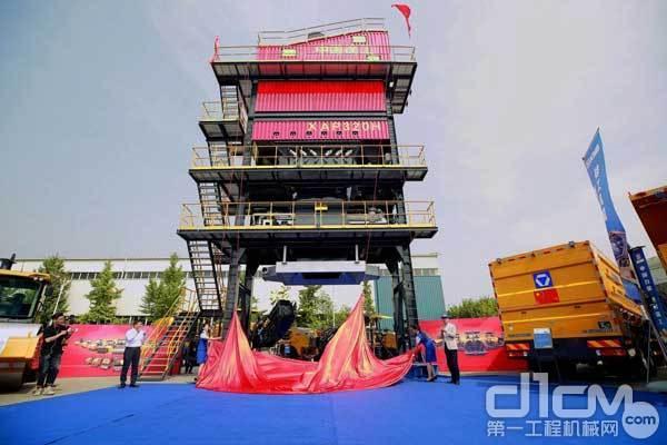 2020年徐工中国红4000型沥青站