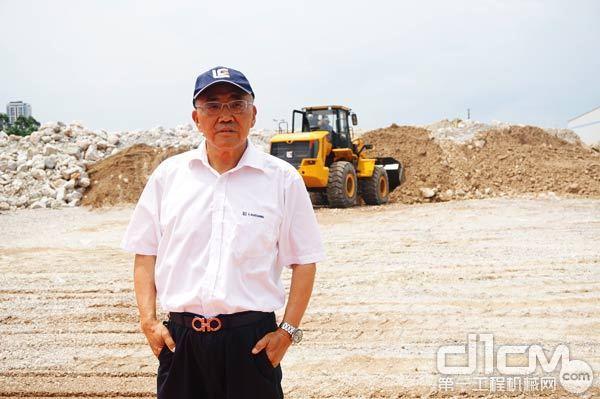 柳工首席科学家初长祥介绍柳工智能铲装技术