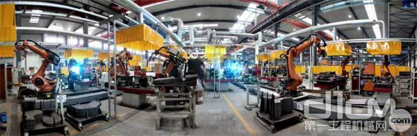 智能数字化焊接机器人