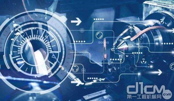 发展工业互联网,推进智能制造。