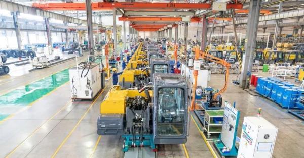智能化装配生产线