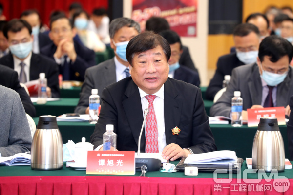 谭旭光:跑出新时代科技创新的中国速度