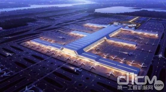 鄂州机场项目(即顺丰机场)