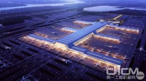 鄂州机场项目