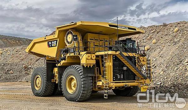 CAT®794 AC矿用卡车