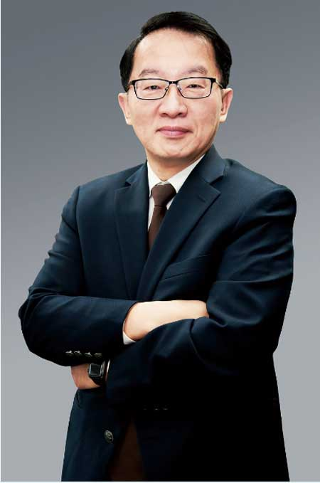 日立建机(上海)有限公司董事总经理 程晓明