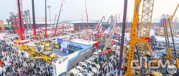 bauma CHINA 2020