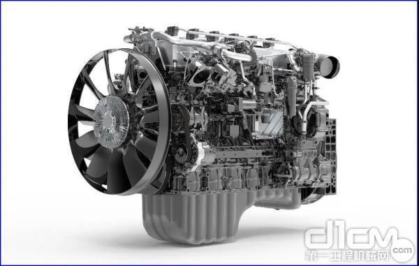 上汽动力E系列天然气发动机