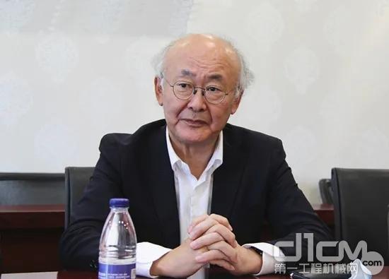 三井住友融资租赁集团(中国)董事长仓岗朝通