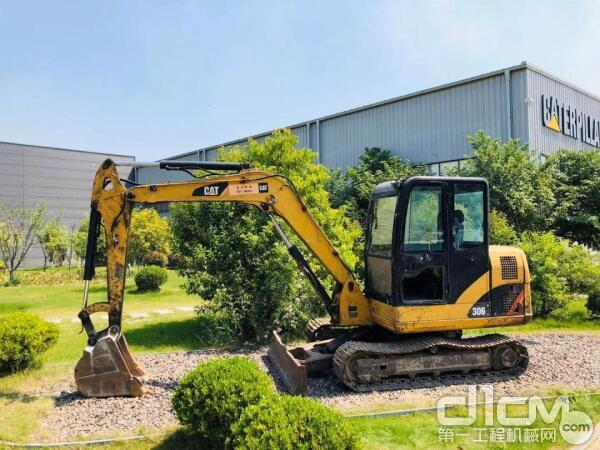 CAT®(卡特)306小型挖掘机