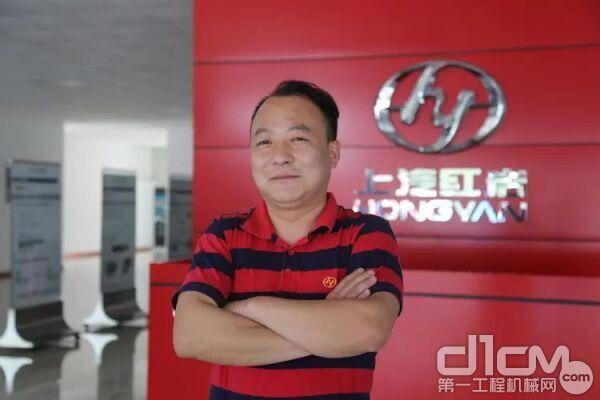上汽红岩北京办事处安贤军