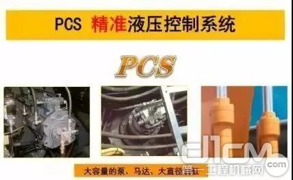 全电脑控制的PCS™精准液压控制系统
