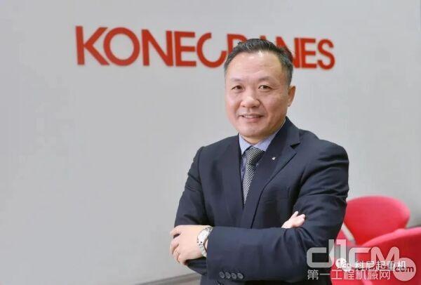 专访 科尼集团中国区总裁 陈清波先生