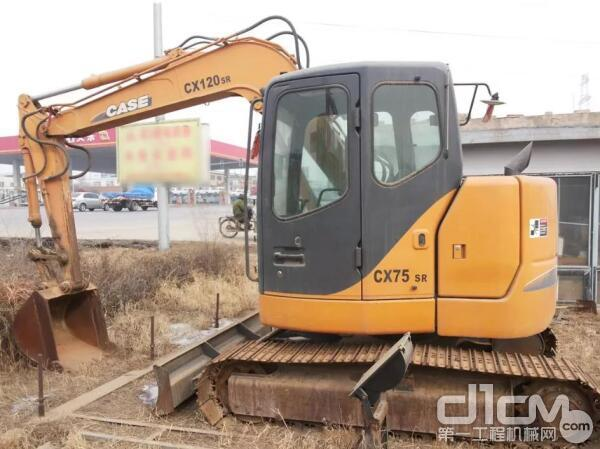 凯斯CX75SR