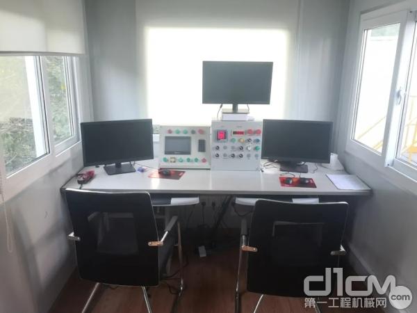 徐工沥青站分布式控制系统