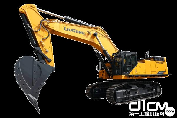 柳工990F挖掘机