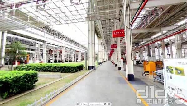 直播活动带领线上观众参观了三一重机昆山、临港两大产业园