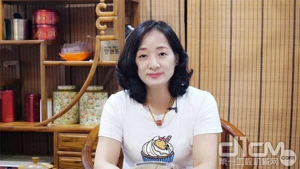 赣州市中强商砼有限公司副总经理魏丽