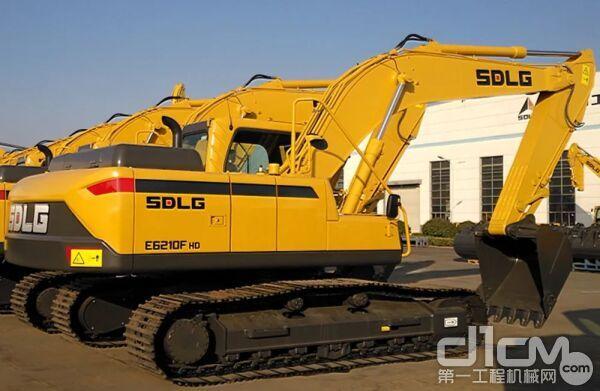 山东临工E6210FHD挖掘机