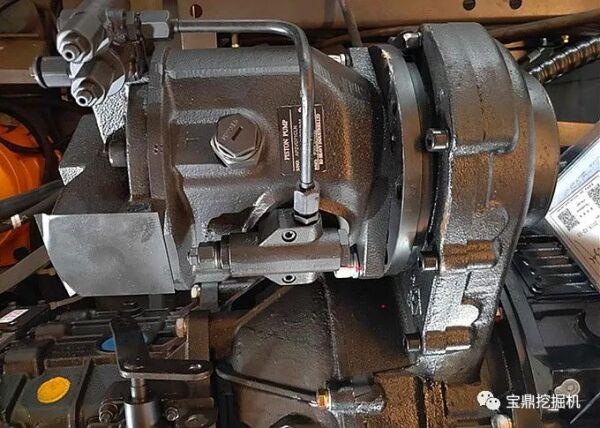 先进负载敏感大流量主泵