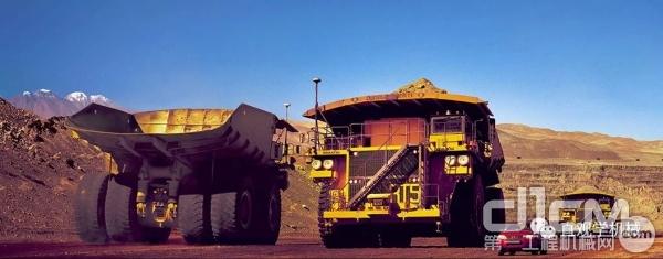 小松矿山设备
