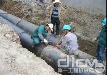 污水管网建设