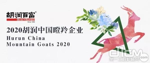 树根互联入选《2020胡润中国瞪羚企业》榜单