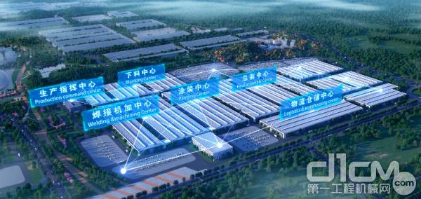 中联智慧产业城智能工厂