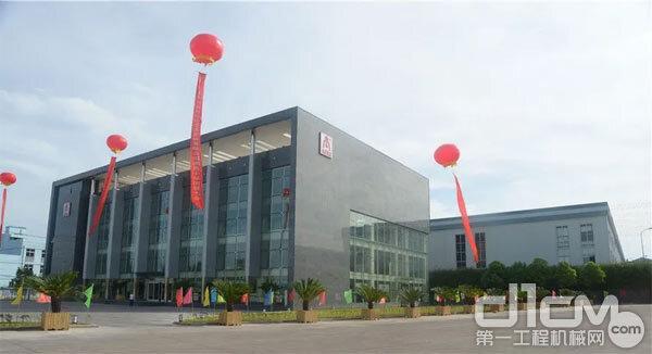 志高机械市场部主楼