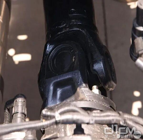 免维护传动轴技术