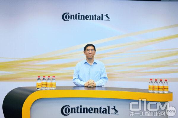 大陆集团车联网及信息事业群中国区副总裁 经明